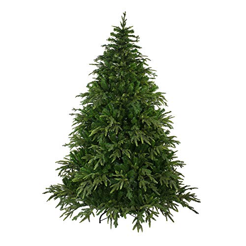 Northlight 7.5' Roosevelt Fir Artificial Christmas Tree - Unlit