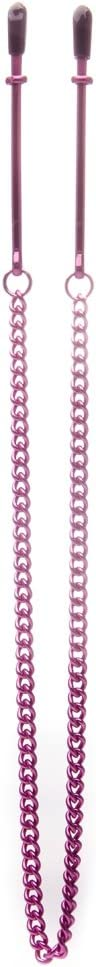 Ouch by Online limited product Shots America Free shipping New - Nipple Pincette Clamps Pink