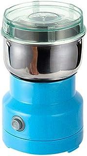 Miaoxin multifunktion kaffemaskin krossmaskin kaffebönor kryddor rostfritt stål elektrisk fräsmaskin kvarn UK Plug