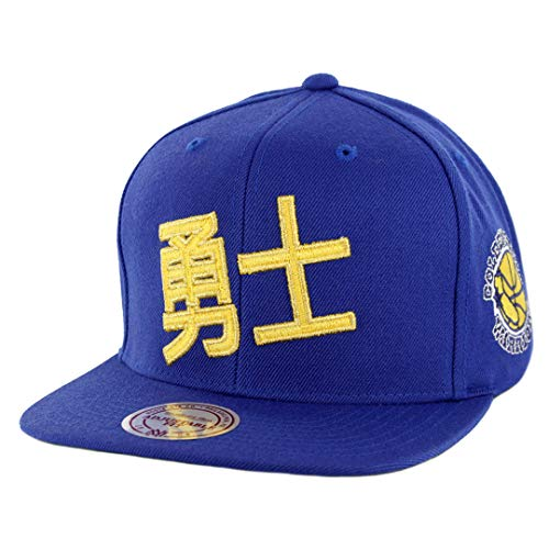 Mitchell & Ness Golden State Warriors Chinese New Year 2019 Snapback Hat Cap