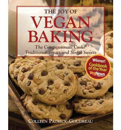 THE JOY OF VEGAN BAKING (PAPERBACK)