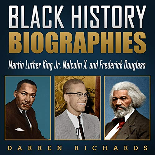 Black History Biographies cover art