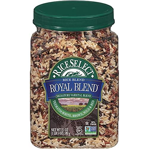 RiceSelect Original Royal Blend, 21 Oz, Pack of 4