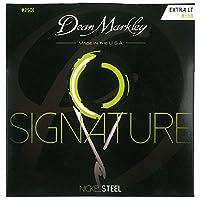 Dean Markley ディーンマークレー エレキギター弦 ニッケル Nickel Steel Electric 2501 Extra Light .008-.038