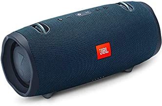 JBL Xtreme 2 Portable Waterproof Wireless Bluetooth Speaker - Blue (Renewed)