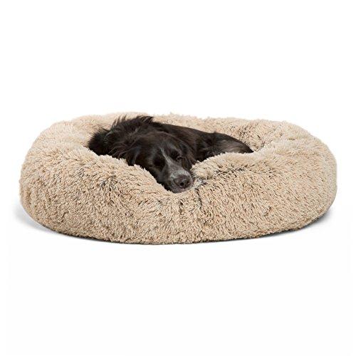 Best Friends by Sheri Original Calming Donut Bed