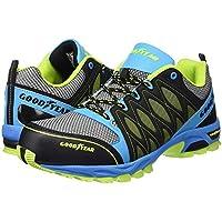 Goodyear GYSHU1503 - Zapatillas de seguridad para hombre, Multicolor, 44 EU (10 UK)