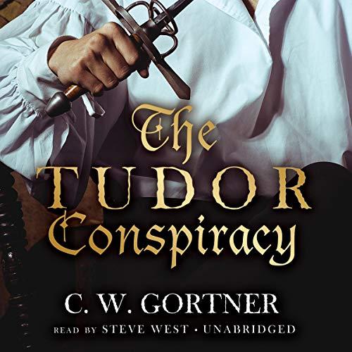The Tudor Conspiracy copertina