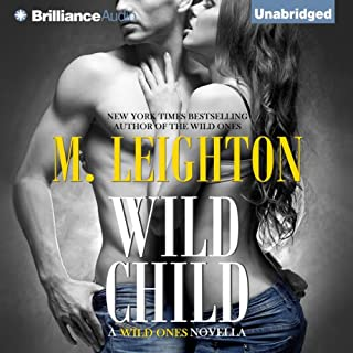 Wild Child audiobook cover art