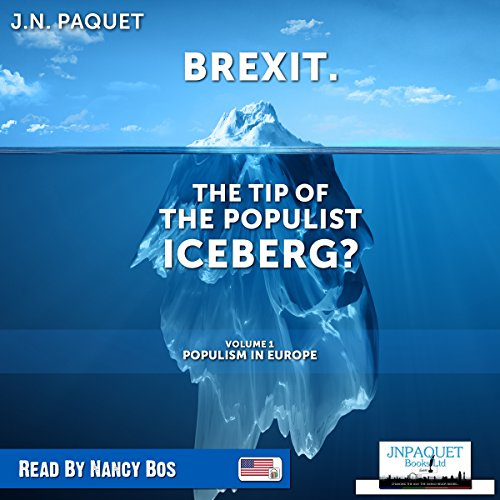 Brexit audiobook cover art