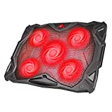 Best Laptop Coolers - HAVIT 5 Fans Laptop Cooling Pad for 14-17 Review