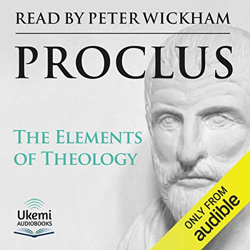The Elements of Theology Audiobook By Proclus cover art