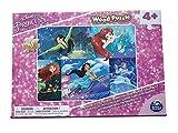 Spin Master Puzzle Madera Unidades Princess 6040059