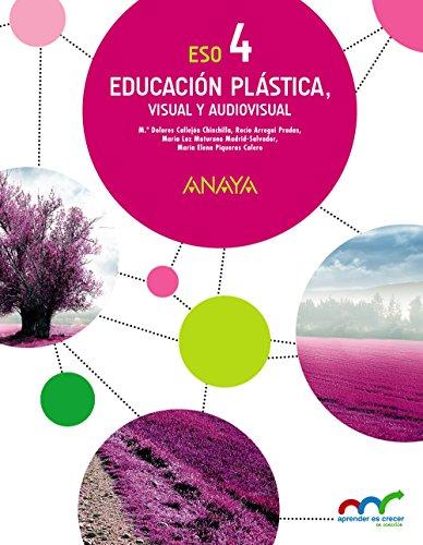 Educación Plástica, Visual y Audiovisual 4. (Aprender es crecer en conexión) - 9788469811351