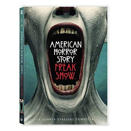 American Horror Stg.4 (Box 4 Dvd)