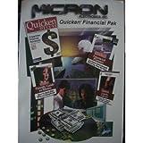 Quicken Financial Pak - Micron - Quicken Deluxe, Parents Guide to Money,...