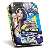 Topps WWE Slam Attax Reloaded 2020 - Collector Tin 2 - Sasha Banks