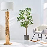 cagü: XL Design Stehlampe SABAH 160-175cm