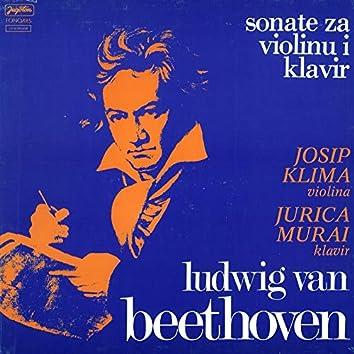 Ludwig Van Beethoven: Sonate Za Violinu I Klavir