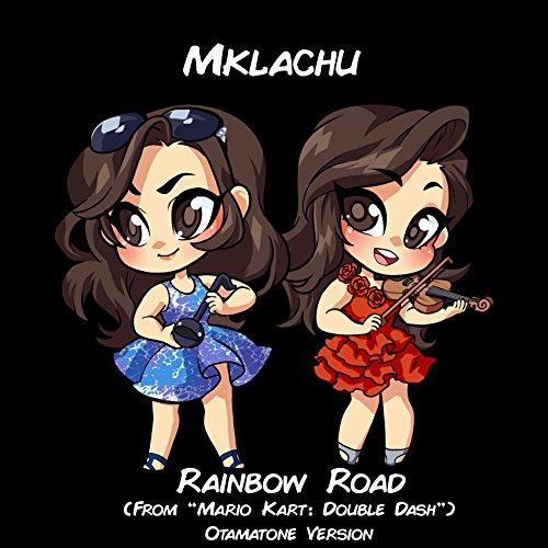 Rainbow Road (From 'Mario Kart: Double Dash') [Otamatone Version]