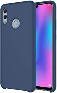 Lead Honor 10 Lite Silicone Case, Navy Blue