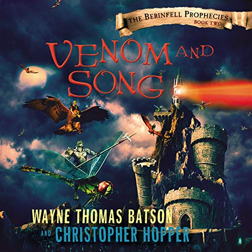 Venom and Song cover art