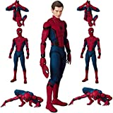 Toys Avengers 3/4 Titan Hero Series 6-inch Spiderman Action Figure Joint Movable Toys - Children's Birthday Gift Collection - Home Car Decoration
