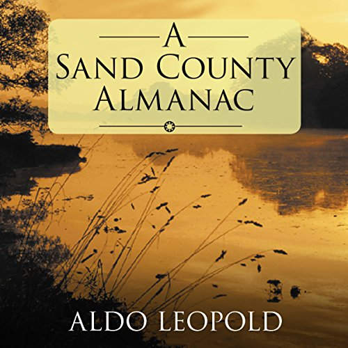 A Sand County Almanac audiobook cover art