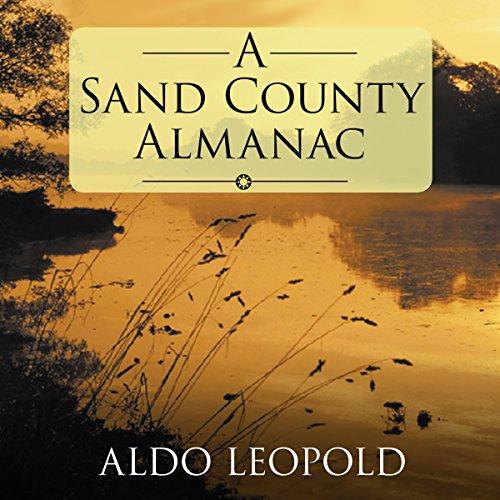 Page de couverture de A Sand County Almanac