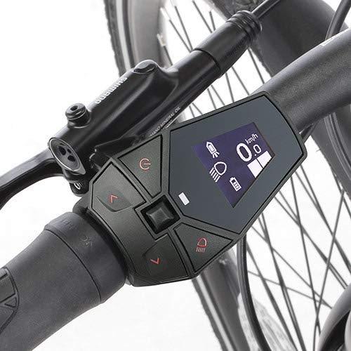 FISCHER Damen – E-Bike Trekking VIATOR 5.0i (2020), grau matt, 28 Zoll, RH 49 cm, Brose Drive C Mittelmotor 50 Nm, 36V Akku im Rahmen Bild 3*