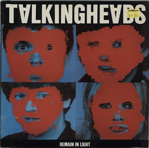 Remain In Light - 1st