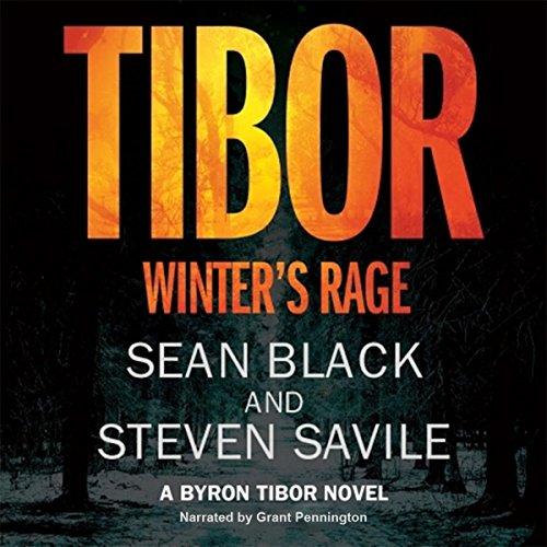 Tibor: Winter's Rage audiobook cover art