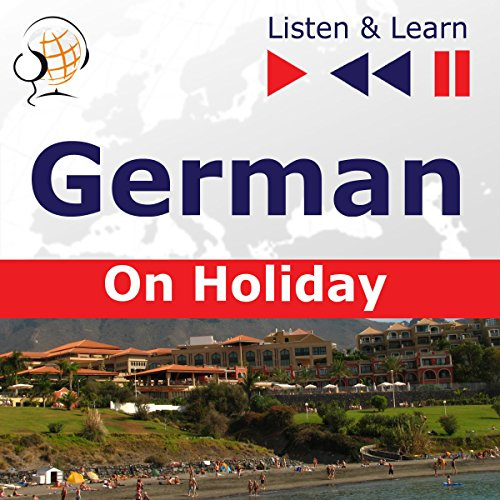 German On Holiday - Deutsch für die Ferien Titelbild