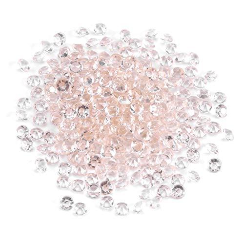 1000 Uds Mini diamante de cristal acrílico transparente, 4,5mm cuentas de acrílico...