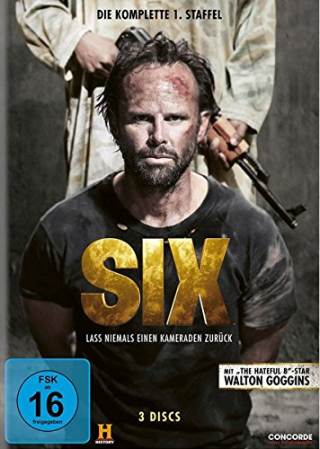 Six - Die komplette 1. Staffel [3 DVDs]