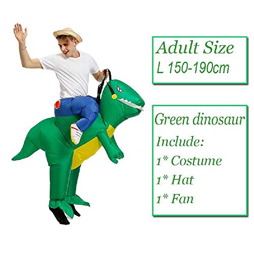 maofan Opblaasbare Dinosauruskostuums, Vreemde Sumopartijkostuums, Role-playing Kostuums 18