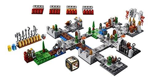 LEGO Heroica - Fortaan, Juego de Mesa