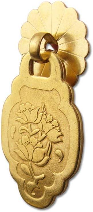 FEPDW Door Knocker Lots 4pcs Classical Max 60% OFF Decorative Antique Finally resale start Bronze
