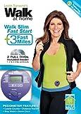 Leslie Sansone: Walk Slim: Fast Start - 3 Fast Miles Kit w/ Pedometer