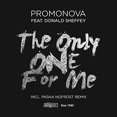Promonova feat. Donald Sheffey