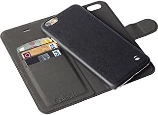 Krusell 76082 Malmo Wallet + Cover 2IN1 iPhone 6 PLUS Black