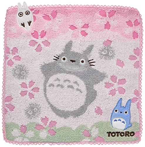 Ghibli My Neighbor Totoro Hanarashi Sakura Bloom - Toalla pequeña