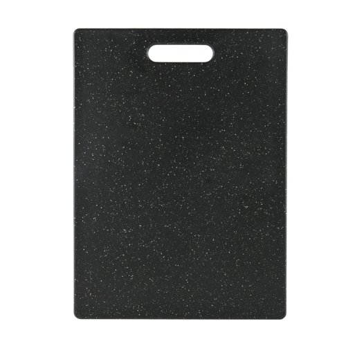 Dexas Superboard Cutting Board with Handle, 8.5 by 11 inches, Midnight Granite Color