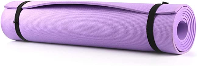 YogamatForce Core Training Tool 4mm / 6mm Dikke EVA Yogamat Multifunctionele Antislip Pilates Oefenmat 1730x600mm