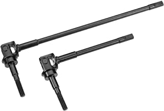 Axial AX30780 Universal Axle Set for Wraith Rock Racer, Black