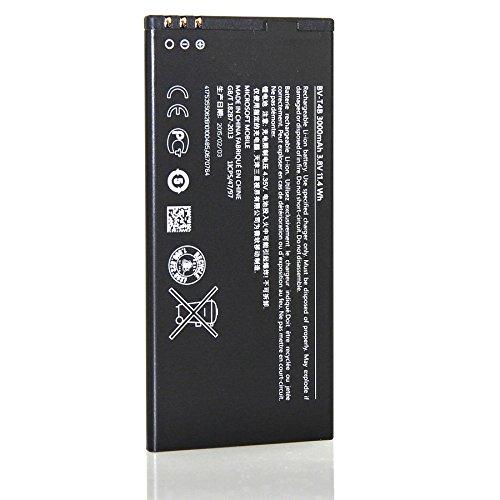 Microsoft, BV-T4B Smartphone-Akku für Microsoft Lumia 640 XL LTE, Erstausrüster-Produkt, 3.000 mAh, 3,8 V, 11,4 Wh