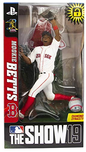 McFarlane Toys MLB The Show 19 Mookie Betts Action Figure