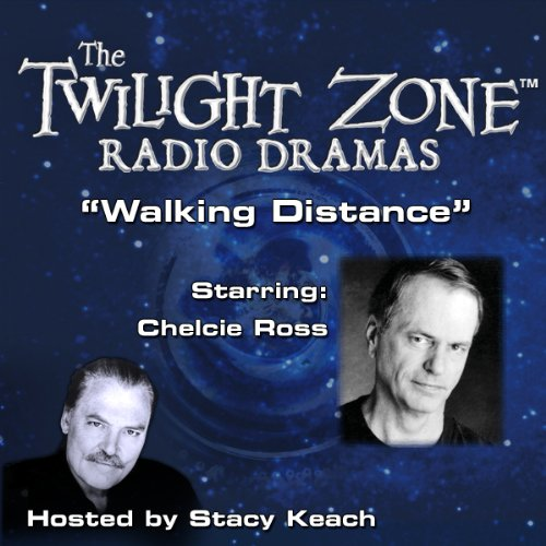 Walking Distance audiobook cover art