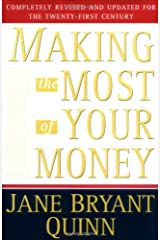 Making The Most of Your Money Hardcover