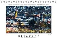 Emotionale Momente: Betzdorf - liebens- und lebenswerte Stadt an der Sieg. (Tischkalender 2022 DIN A5 quer): Die Stadt Betzdorf liegt im Westerwald am Rande des Siegerlandes. Die Stadt ist umgeben von sanften gruenen Huegeln. Verkehrstechnisch liegt sie zwischen Koeln und Frankfurt und Koblenz und Siegen. (Monatskalender, 14 Seiten )